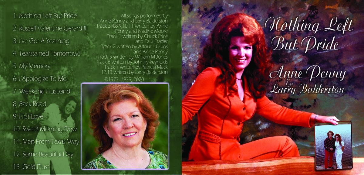 Anne Elizabeth Penny Vintage Jacket Cover