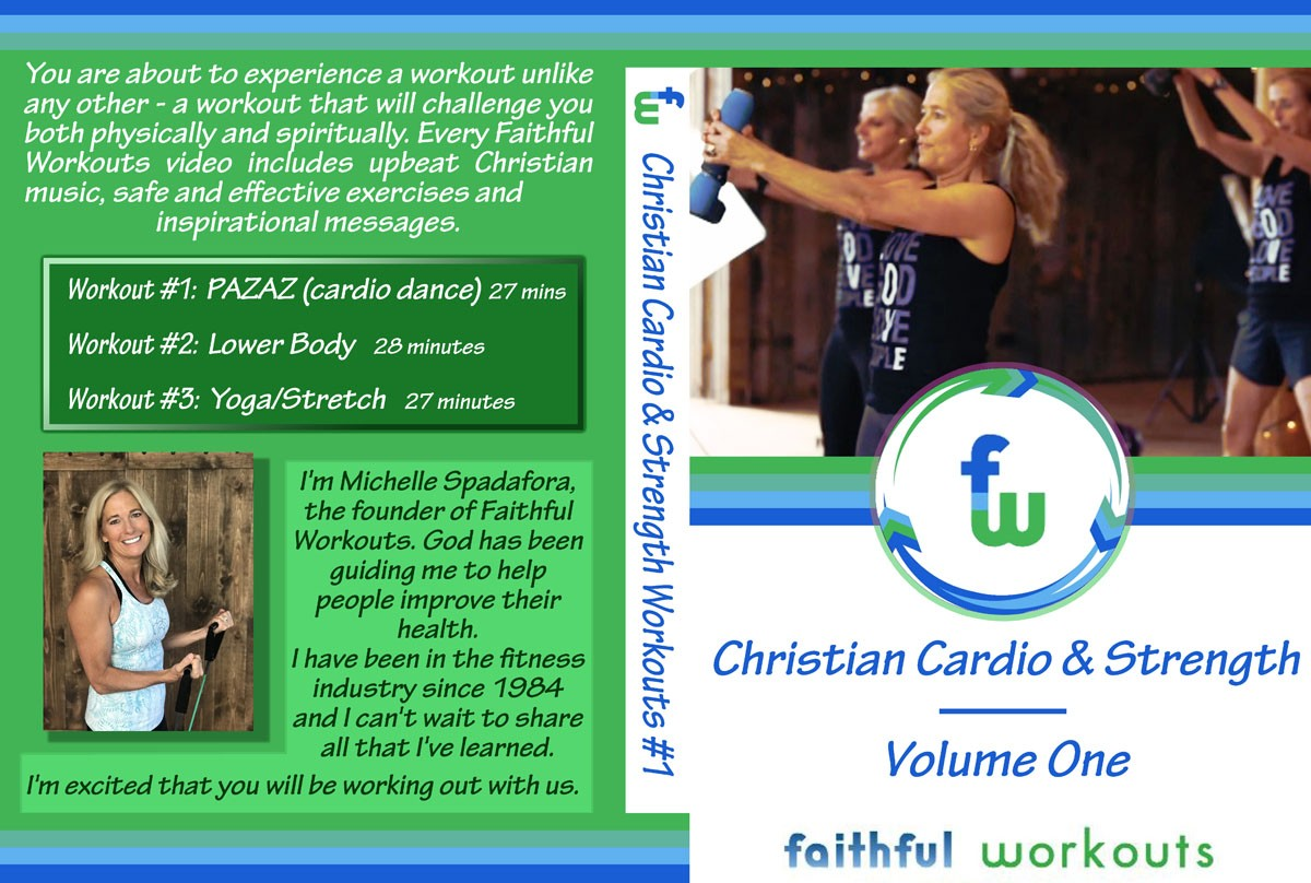 Faithful Workouts DVD Entrapment