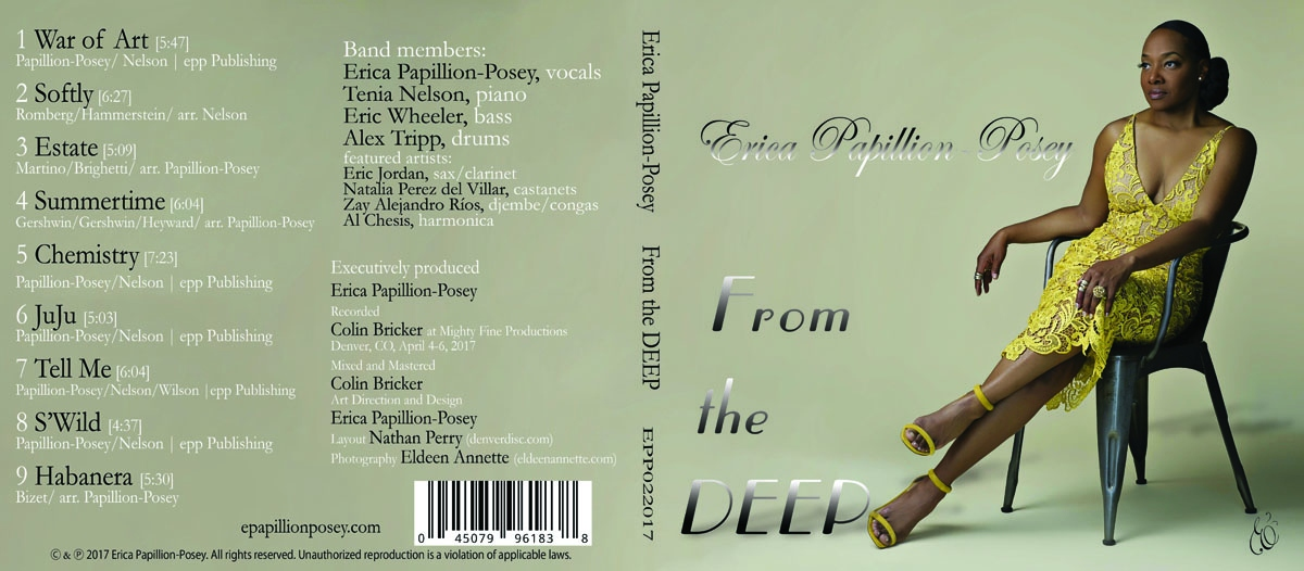 Erica Papillion-Posey Jacket Cover