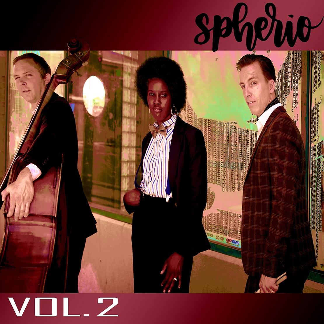 Spherio Vol-2 Album cover