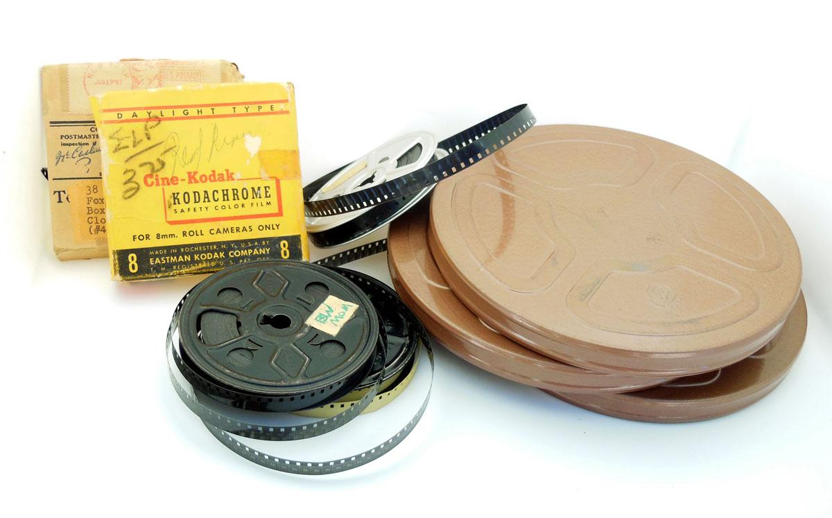 Conversion: Services 8mm Film