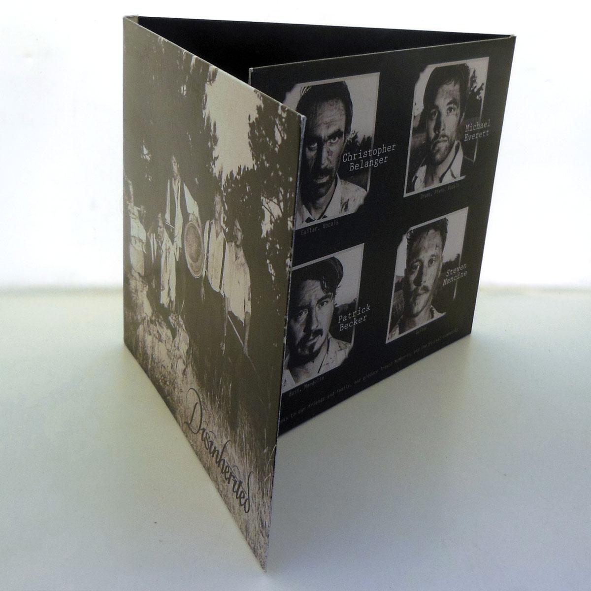CD Wallet 6-Panel